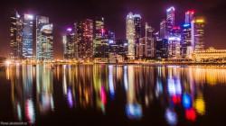 14_Night_Singapore_city